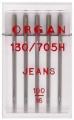 Швейные иглы джинса (упаковка 5 шт.)