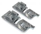 Лапки подрубочные 4 мм и 6 мм (комплект)